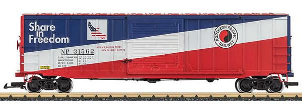 LGB 42937 - NP Boxcar