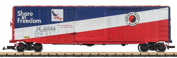 LGB 42938 - NP Boxcar