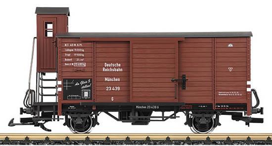 LGB 43234 - Type G Boxcar