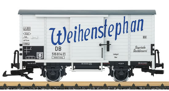LGB 43357 - Weihenstephan Beer Car