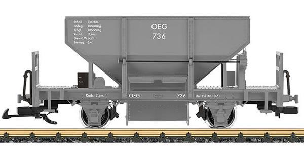 LGB 43411 - Gravel Carriage