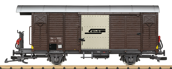 LGB 43813 - Covered Freight Car