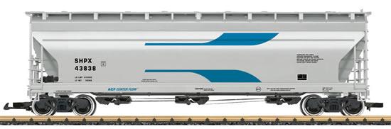 LGB 43824 - SHPX Center Flow Hopper Car
