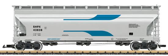 LGB 43825 - SHPX Center Flow Hopper Car