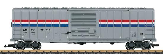 LGB 44931 - Amtrak Material Car, Phase III