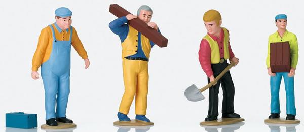 LGB 53005 - Figures - Set of Workers