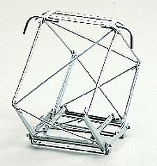 LGB 63403 - Silver Dbl Arm Pantograph
