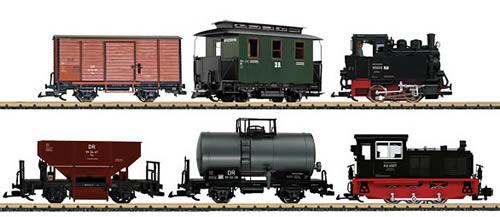 LGB 70500 - Dgtl 2-Train Starter Set