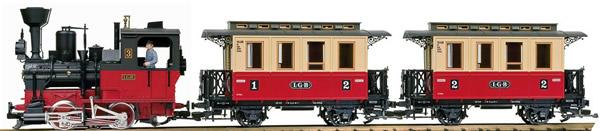 LGB 72302 - Stainz Passenger Starter Set