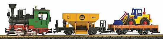 LGB 72403 - Freight Starter Set 120V