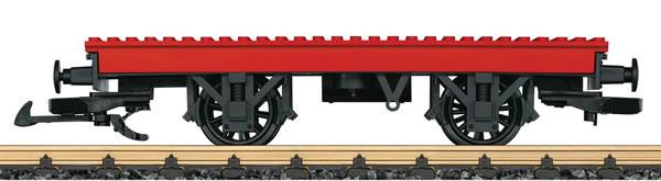 LGB 94063 - Clip-on Building Block Flat Car