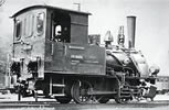 German Steam Locomotive BR 99 of the DR