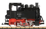 German Steam Locomotive 99 5015 of the DR (DCC Sound Decoder)