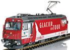 Swiss Electric Locomotive Class Ge 4/4 III Glacier on Tour of the RHB (Sound Decoder)