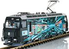 "Swiss Electric Locomotive ""Blick"" Class Ge 4/4 III of the RHB (Sound)"