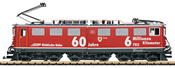 Swiss Electric Loco Ge6/6 of the RhB (50 Year Anniversary Loco New Tooling)