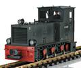 Saxon Diesel Locomotive Road No. 6001 of the SOEG (Sound)