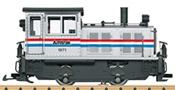 USA Diesel Locomotive Amtrak (Sound)