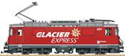 """Swiss Electric Locomotive Class Ge 4/4 II """"Glacier Express"""" (Sound)"""