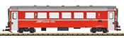 Swiss Express Passenger Car Type B of the RhB