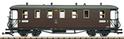 3rd Class Passenger Coach