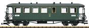 2nd/3rd Class Passenger Car