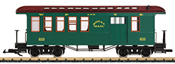 WP & YR Passenger Coach with Luggage Compartment