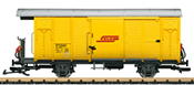 RhB Type Xk Railroad Maintenance Car