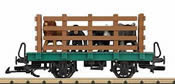 Toy-Train CageCar w/Animl