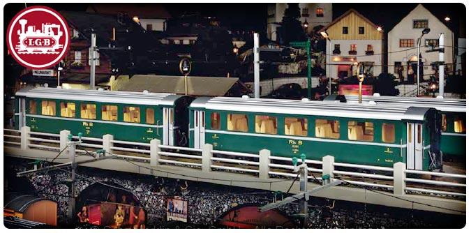Reynaulds | LGB Trains | LGB Model Trains