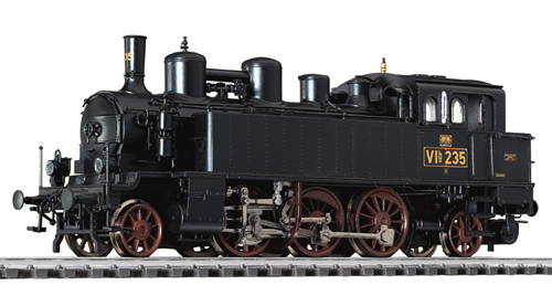 Liliput 131180 - Tank Locomotive Vlb 235 Baden Ep.I
