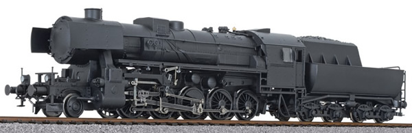 Liliput 131520 - German Steam Locomotive BR52 Neutral design with snowplow