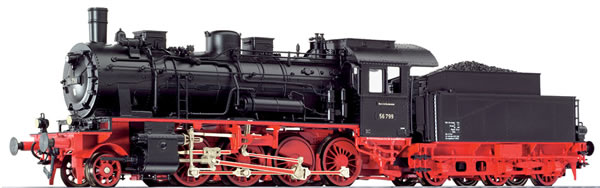 Liliput 131561 - German Steam Locomotive BR 56.2 of the DB