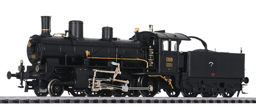 Liliput 131950 - Tender Locomotive B3/4 SBB Ep.I