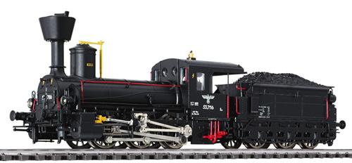 Liliput 131962 - Tender Locomotive 671  53 7116  DR  Ep.II