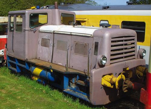 Liliput 132476 - Diesel Locomotive 2060-060-2 SNCF