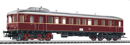 Liliput 133023 - Diesel Railcar VT 62 904 DB Ep.III