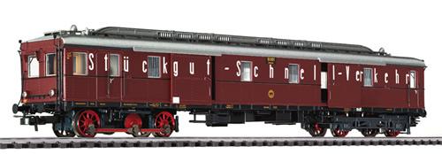 Liliput 133030 - Diesel Express Parcels Railcar VT 10001 DRG Ep.II