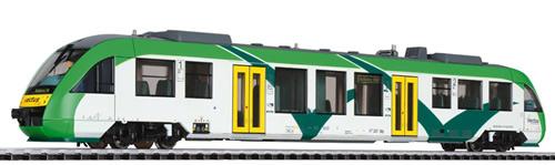 Liliput 133111 - Diesel Railcar LINT 27 Vectus Ep.V/VI DCC Sound