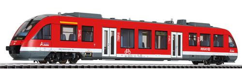 Liliput 133115 - Diesel Railcar LINT 27 BR 640 DB Ep.V/VI AC Sound