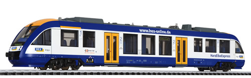 Liliput 133117 - Diesel Railcar LINT 27 HEX Ep.V/VI AC Sound