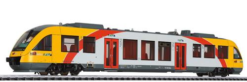 Liliput 133118 - Diesel Railcar LINT 27 HLB Ep.V/VI WS AC Sound