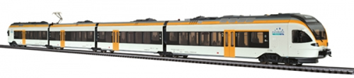 Liliput 133981 - 4 Car Electric Railcar FLIRT EUROBAHN