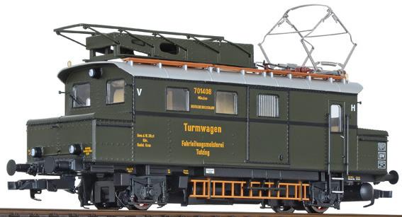 Liliput 136130 - German Electric Maintanence Railcar of the DRG
