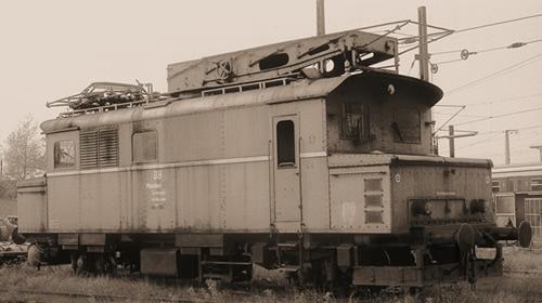 Liliput 136138 - Overhead Line Maint. Railcar 730 003-4 DB Ep.IV AC Dig.