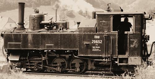 Liliput 141488 - Tank Locomotive Type U 298.52 ÖBB Ep.III/IV
