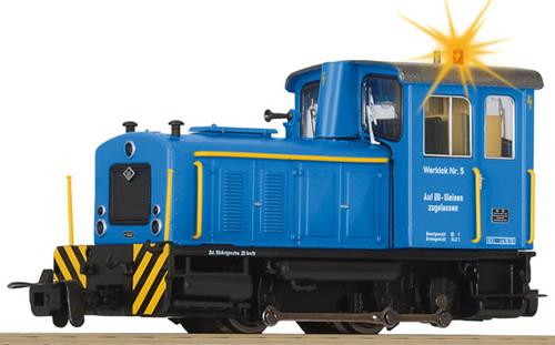 Liliput 142128 - Industrial Works Locomotive No.5 (Working Lights) Ep.IV