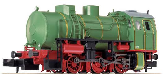 Liliput 161001 - Fireless Steam Locomotive Meiningen Type C Ep.V (Preserved)