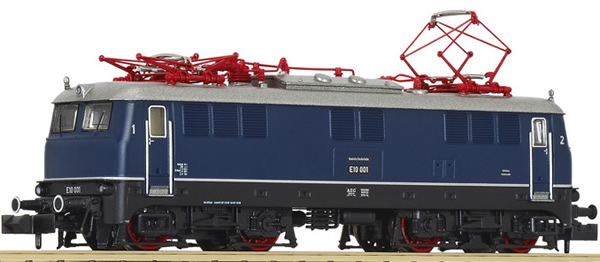Liliput 162521 - German Elctric Locomotive E10 001 of the DB