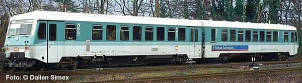 Liliput 163201 - German Diesel Railcar BR 628 443-4/928 443-2 of the DB AG